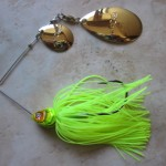 Un jour un leurre  Le spinnerbait Bling de River2Sea