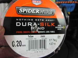 Dura silk spiderwire (5)