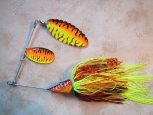 Spinnerbait XL Suissex