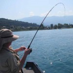 Week end record au lac du Bourget