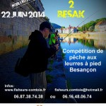 Open street fishing 2 Besac le 22 juin 2014