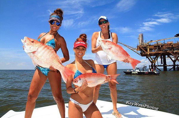 girls fishing 201822