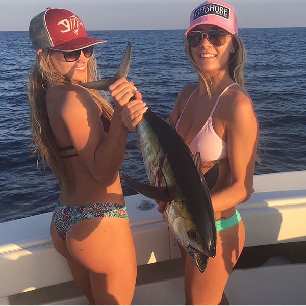 girls fishing 201841
