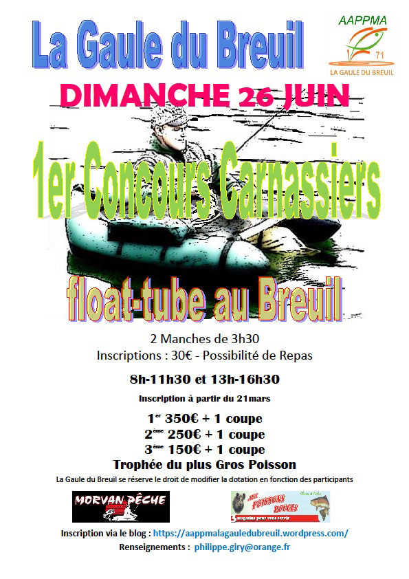 open float breuil 2016