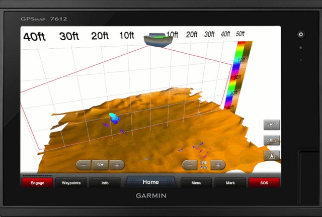 panoptix real vu 3d down garmin