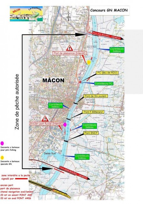parcours gn carna macon 2015