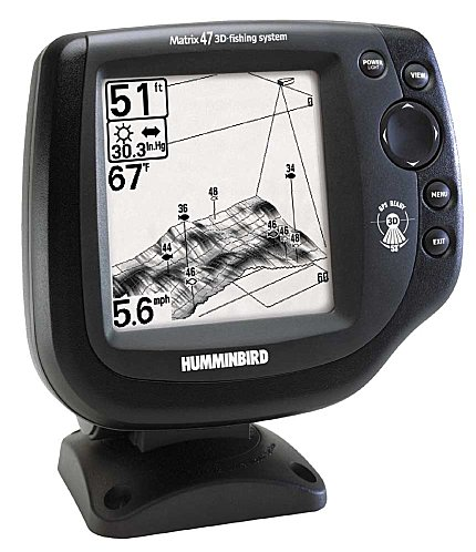 Matrix 3d d'Humminbird (Doc fabricant)