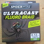 La tresse Ultracast Fluorobraid de SpiderWire