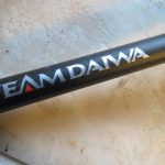 La canne anglaise  Team Daiwa Match  Power Waggler