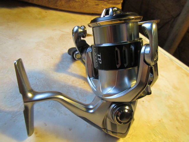 Le moulinet spinning Twin Power 2000 HGS de Shimano -