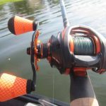 Le moulinet casting Mach Crush Speed Spool  de Lew's