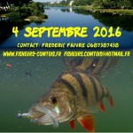 Open street fishing de Dole le 04/09/16