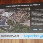 Une visite au centre de conception Caperlan