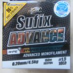 Le Copolymer Advance G2 de Sufix